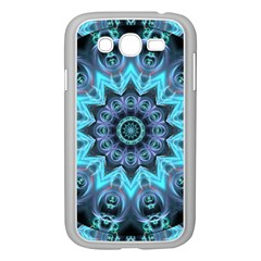 Star Connection, Abstract Cosmic Constellation Samsung Galaxy Grand DUOS I9082 Case (White)