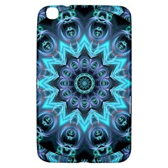 Star Connection, Abstract Cosmic Constellation Samsung Galaxy Tab 3 (8 ) T3100 Hardshell Case