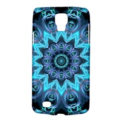 Star Connection, Abstract Cosmic Constellation Samsung Galaxy S4 Active (I9295) Hardshell Case