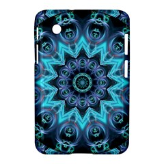 Star Connection, Abstract Cosmic Constellation Samsung Galaxy Tab 2 (7 ) P3100 Hardshell Case