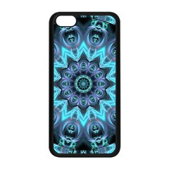 Star Connection, Abstract Cosmic Constellation Apple iPhone 5C Seamless Case (Black)