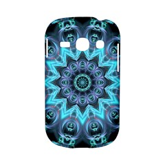Star Connection, Abstract Cosmic Constellation Samsung Galaxy S6810 Hardshell Case