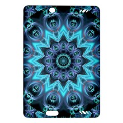 Star Connection, Abstract Cosmic Constellation Kindle Fire HD 7  (2nd Gen) Hardshell Case
