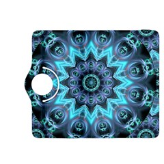 Star Connection, Abstract Cosmic Constellation Kindle Fire HDX 8.9  Flip 360 Case
