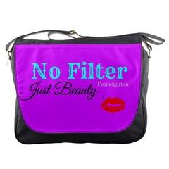 Beauty Messenger Bag