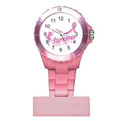 Survivor Stronger Than Cancer Pink Ribbon Nurses Watch