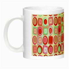 Far Out Geometrics Glow in the Dark Mug