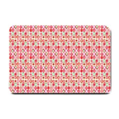 Far Out Geometrics Small Door Mat