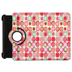 Far Out Geometrics Kindle Fire Hd 7  (1st Gen) Flip 360 Case