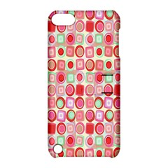 Far Out Geometrics Apple Ipod Touch 5 Hardshell Case With Stand