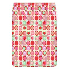 Far Out Geometrics Removable Flap Cover (large)