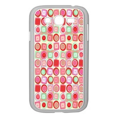 Far Out Geometrics Samsung Galaxy Grand DUOS I9082 Case (White)