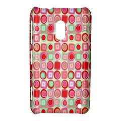 Far Out Geometrics Nokia Lumia 620 Hardshell Case