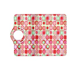 Far Out Geometrics Kindle Fire HD 7  (2nd Gen) Flip 360 Case
