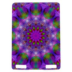 Rainbow At Dusk, Abstract Star Of Light Kindle Touch 3G Hardshell Case