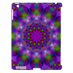Rainbow At Dusk, Abstract Star Of Light Apple Ipad 3/4 Hardshell Case (compatible With Smart Cover)