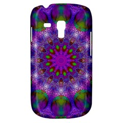 Rainbow At Dusk, Abstract Star Of Light Samsung Galaxy S3 MINI I8190 Hardshell Case