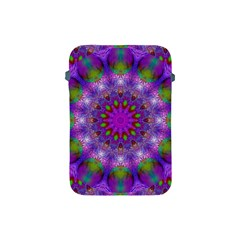 Rainbow At Dusk, Abstract Star Of Light Apple Ipad Mini Protective Sleeve