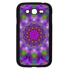 Rainbow At Dusk, Abstract Star Of Light Samsung Galaxy Grand DUOS I9082 Case (Black)