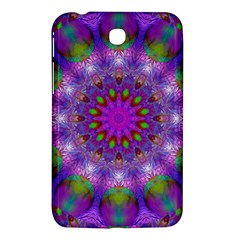 Rainbow At Dusk, Abstract Star Of Light Samsung Galaxy Tab 3 (7 ) P3200 Hardshell Case