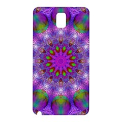 Rainbow At Dusk, Abstract Star Of Light Samsung Galaxy Note 3 N9005 Hardshell Back Case