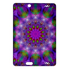 Rainbow At Dusk, Abstract Star Of Light Kindle Fire HD 7  (2nd Gen) Hardshell Case