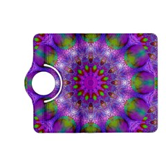 Rainbow At Dusk, Abstract Star Of Light Kindle Fire Hd 7  (2nd Gen) Flip 360 Case
