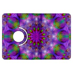 Rainbow At Dusk, Abstract Star Of Light Kindle Fire HDX 7  Flip 360 Case