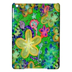 Beautiful Flower Power Batik Apple iPad Air Hardshell Case