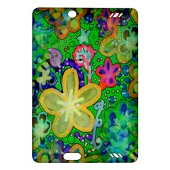 Beautiful Flower Power Batik Kindle Fire Hd 7  (2nd Gen) Hardshell Case