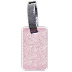 Elegant Vintage Paisley  Luggage Tag (Two Sides)