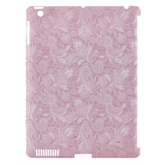 Elegant Vintage Paisley  Apple Ipad 3/4 Hardshell Case (compatible With Smart Cover)