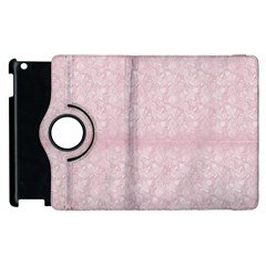 Elegant Vintage Paisley  Apple iPad 2 Flip 360 Case