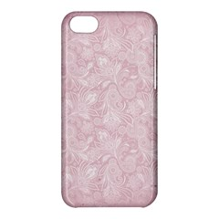 Elegant Vintage Paisley  Apple Iphone 5c Hardshell Case