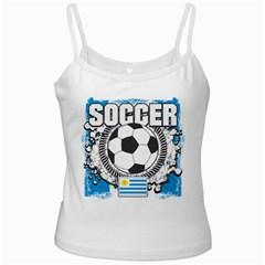 Soccer Uruguay Ladies Camisole