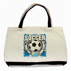 Soccer Uruguay Classic Tote Bag (Two Sides)