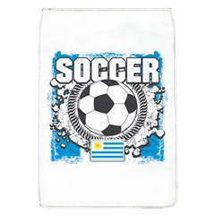 Soccer Uruguay Removable Flap Cover (large)