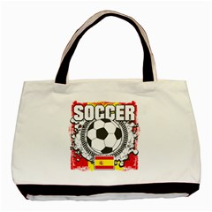 Soccer Spain Classic Tote Bag (Two Sides)