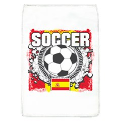 Soccer Spain Removable Flap Cover (Large)