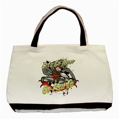 Lets Race Go Karts Classic Tote Bag (Two Sides)