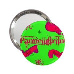 Pannellgirlinc Handbag Mirror (2 25 )