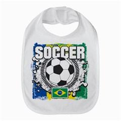 Soccer Brazil Bib