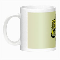 Tennis Night Luminous Mug