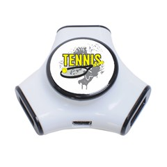Tennis 3 Port Usb Hub