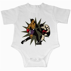 Knockout Boxing Infant Creeper