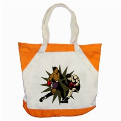 Knockout Boxing Accent Tote Bag