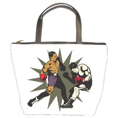 Knockout Boxing Bucket Bag