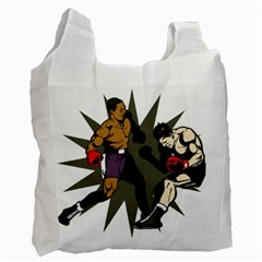 Knockout Boxing Recycle Bag (One Side)