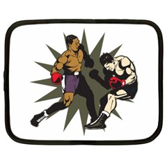 Knockout Boxing Netbook Case (xxl)