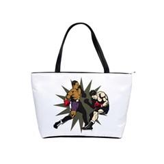 Knockout Boxing Classic Shoulder Handbag